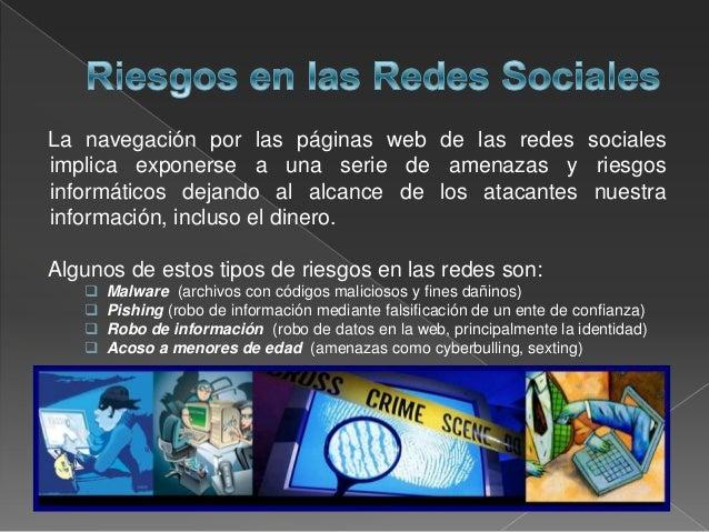 Ppt Seguridad En Las Redes Sociales