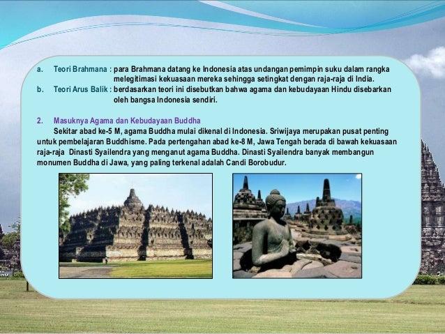 83 Materi Pembelajaran Zaman Hindu Budha Di Indonesia