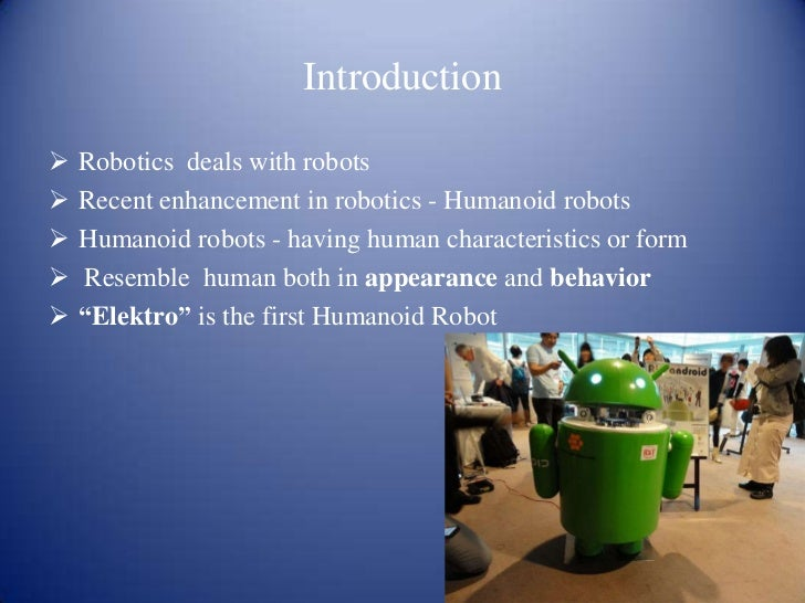 Design of Control System for Humanoid Robot