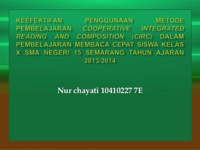 Nur chayati 10410227 7E