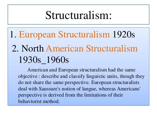 structuralists vs reconstructionists Running head: functionalism v structuralism 1 structuralism vs functionalism myrna davis washington university of the rockies structuralism v.