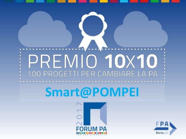 Smart@POMPEI