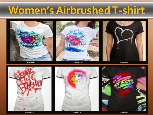 4dad2162c Custom Men's Airbrushed T-shirts