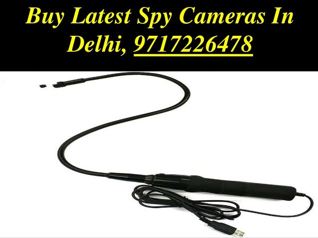 Buy Latest Spy Cameras In Delhi, 9717226478