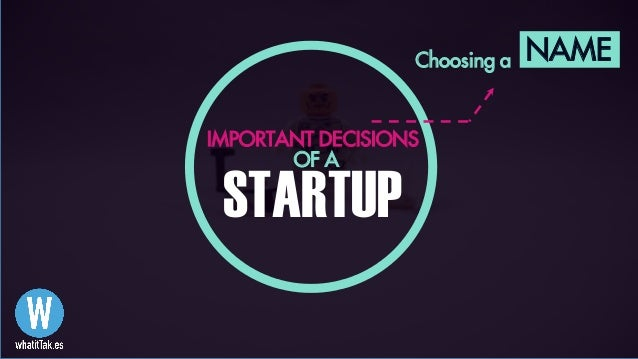 How To Create An Impacting Startup Name Slide 2