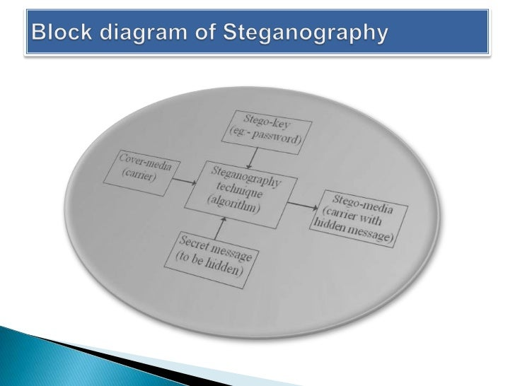 "   Steganography in ""TEXT""   Steganography in ""IMAGES""   Steganography in ""AUDIO"""