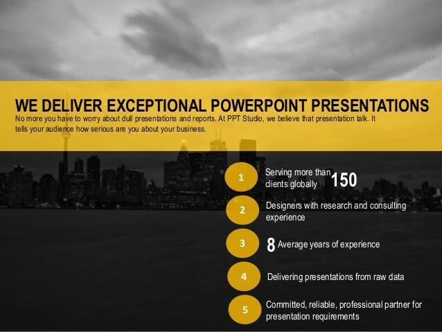 powerpoint presentation services toronto Need powerpoint do you need a powerpoint presentation it has to be sharp,  toronto (gta) oshawa / durham  services photography & video in oshawa .