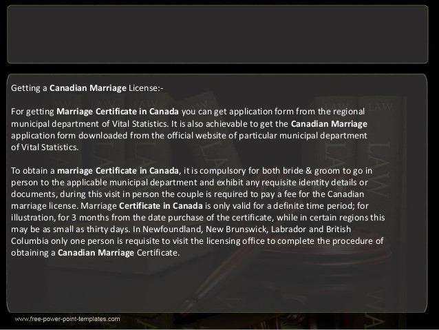 Copy Of Marriage License Request Form For A Confidential: The Legal Requirements Of Getting Marriage Certificate In