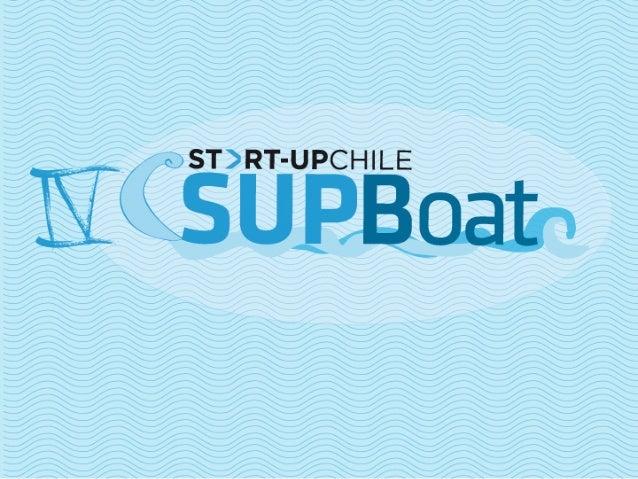 SUPboat June '13 - Start-Up Chile application process