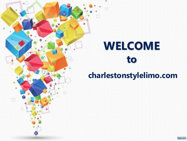 WELCOME to charlestonstylelimo.com