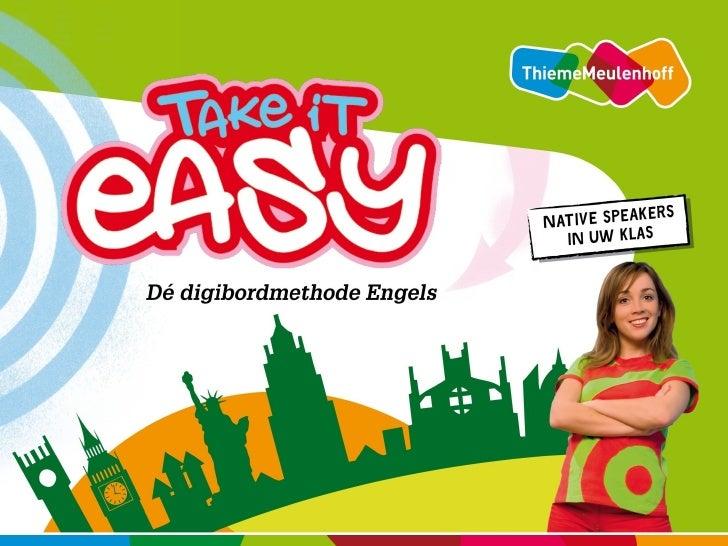 Top Presentatie Take it easy 1-8 #FC22