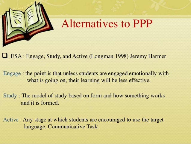 advantages and disadvantages of ppp teaching method pdf