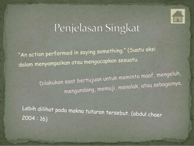 john austin speech act theory pdf