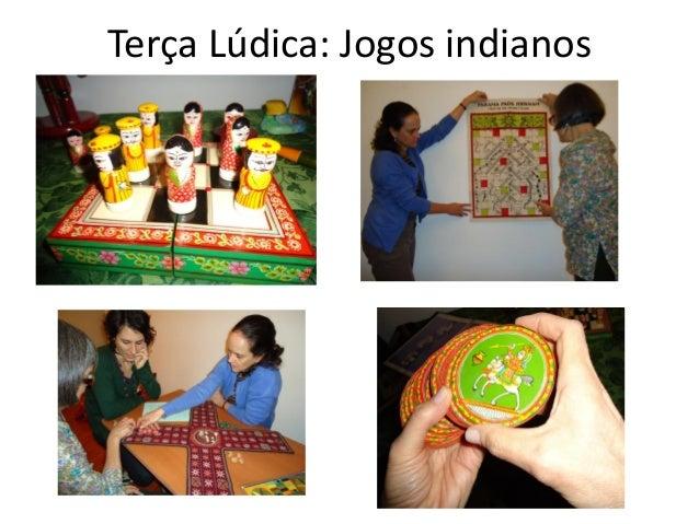 Terça Lúdica: Jogos indianos