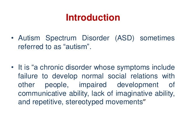 the necessary actions in addressing individuals with autism spectrum disorder The rainbow-colored infinity symbol represents the diversity of the autism spectrum as  for individuals on the spectrum  autism as a disorder.