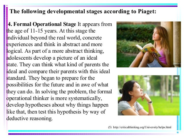 thinking-psychology-14-638 Formal Operational Stage Thoughts Examples on jean piaget theory, slide powerpoint presentation, real life examples, developmental issue, abstract thinking,