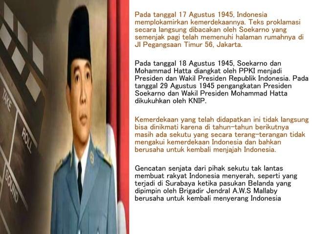 Setelah Pengakuan Kedaulatan (Pemerintah Belanda menyebutkan sebagai Penyerahan Kedaulatan), Presiden Soekarno kembali dia...