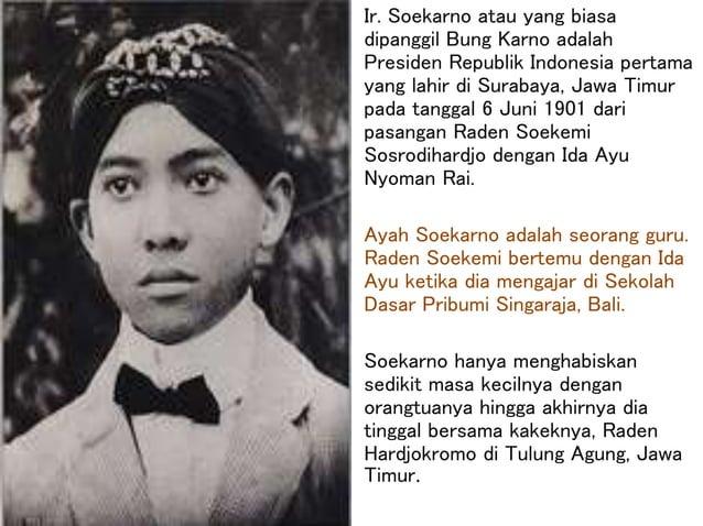 Di tahun 1920 seusai tamat dari HBS, Soekarno melanjutkan studinya ke Technische Hoge School (sekarang berganti nama menja...