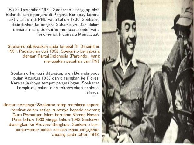 Pada bulan Agustus 1945, Soekarno diundang oleh Marsekal Terauchi, pimpinan Angkatan Darat wilayah Asia Tenggara ke Dalat,...