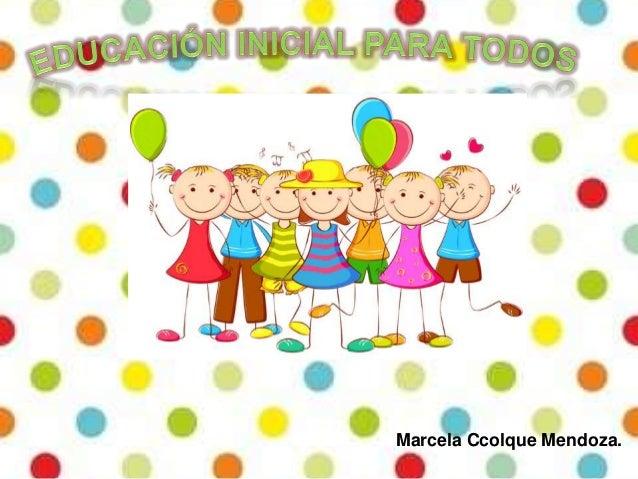 Marcela Ccolque Mendoza.