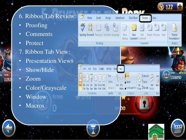 Klik Office Button