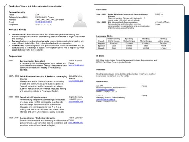 resume sample doc cv amp cl seminar fall 2013 ppt til 248 gningskursus stud 2013 24374