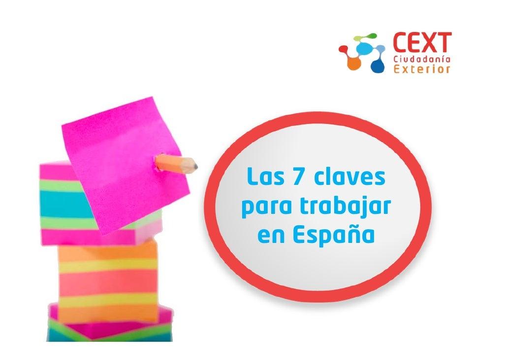 Las 7 claves para trabajar en espa a - Trabajar en facebook espana ...