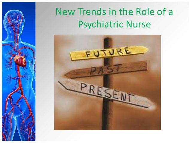 mental health nurse role