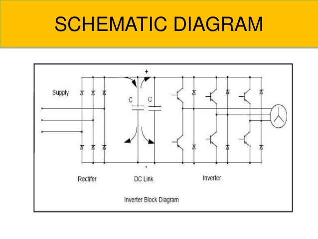 Principle Of Variable Speed Drive And Schematic Diagram