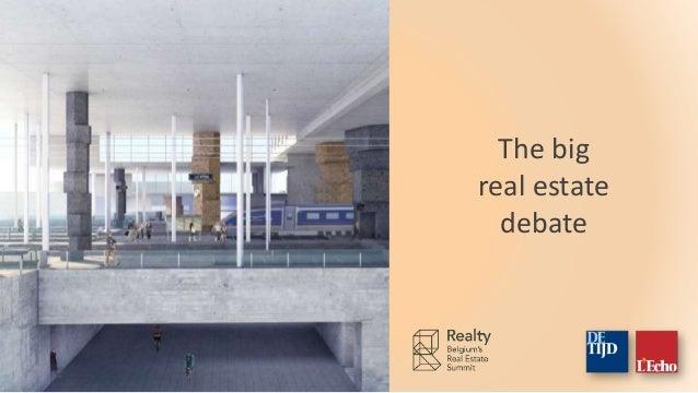 The big real estate debate
