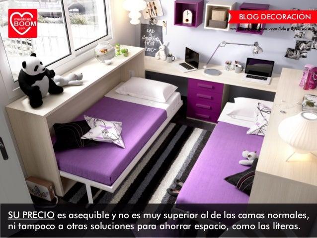 Gu a de decoraci n de muebles boom ventajas de las camas abatibles - Muebles boom 1 euro ...