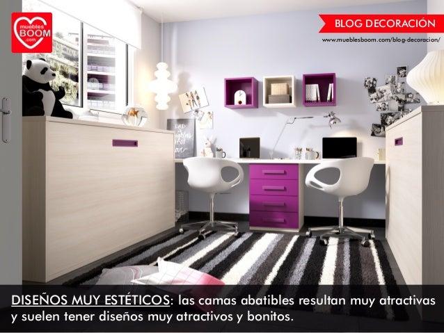 Gu a de decoraci n de muebles boom ventajas de las camas abatibles - Opiniones de muebles boom ...