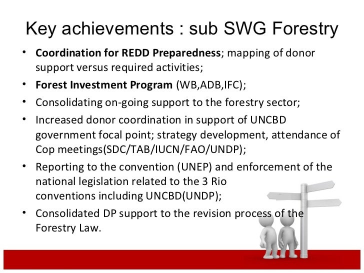 AFD presentation, Key achievements and prospects