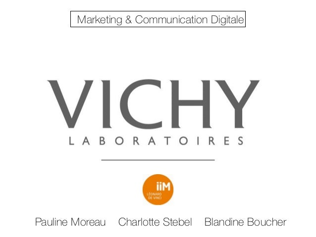 Pauline Moreau Charlotte Stebel Blandine Boucher Marketing & Communication Digitale
