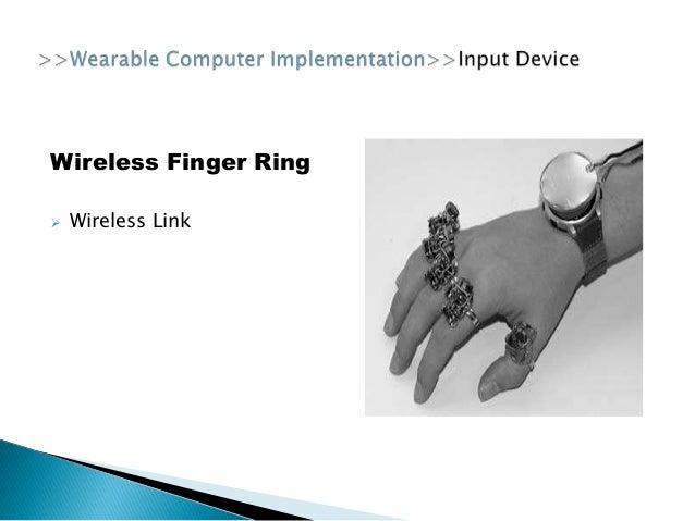 Wireless finger Ring>>Wireless Link