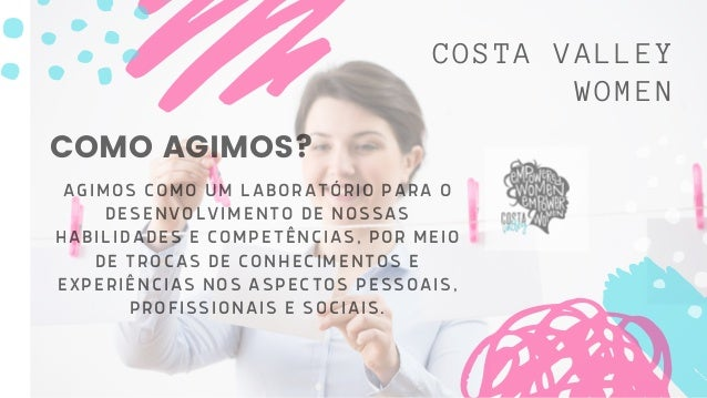 COSTA VALLEY WOMEN 1º Meetup