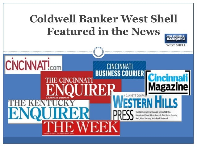 Coldwell Banker West Shell Featured in the News