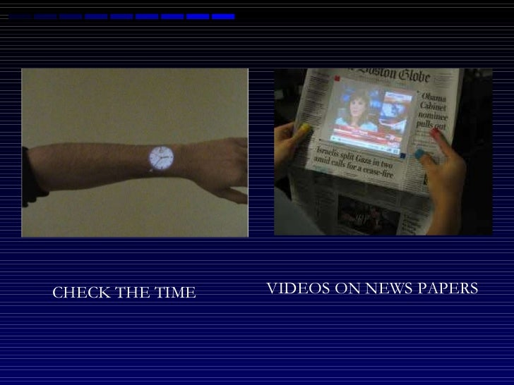 CHECK THE TIME VIDEOS ON NEWS PAPERS