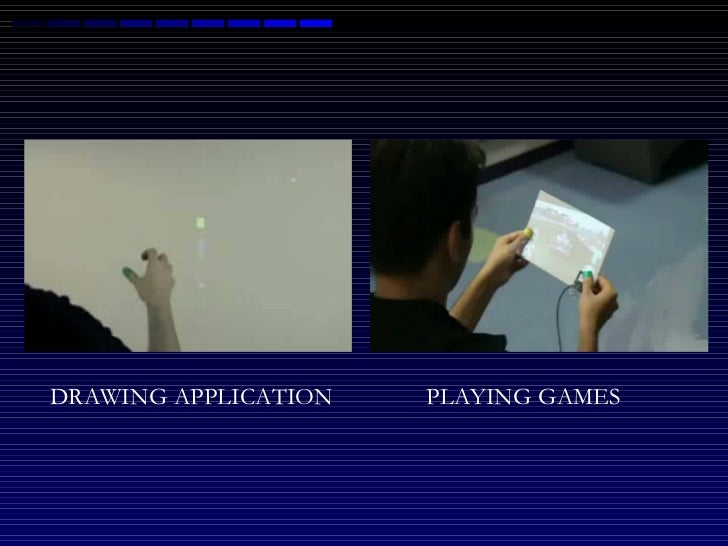 DRAWING   APPLICATION PLAYING GAMES