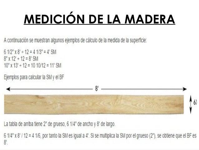 Madera - Madera a medida ...
