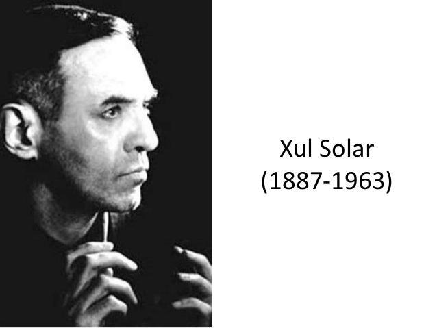 Xul Solar Portrait