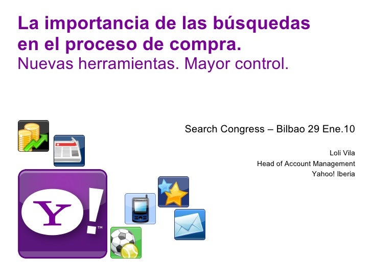 Search Congress V2 Ppt Ysm Yahoo