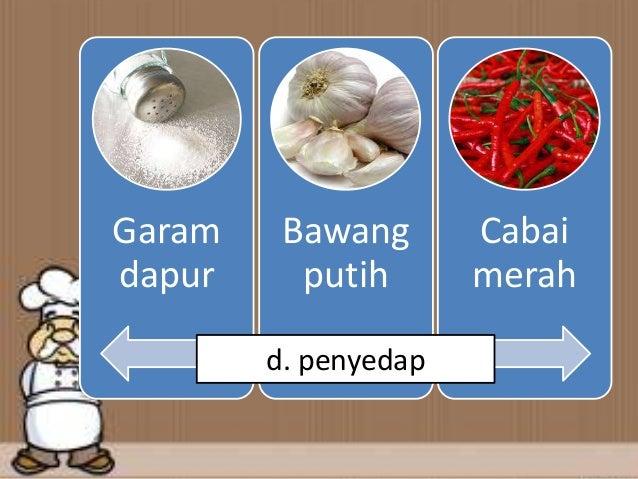 2. Zat aditif sintesis/buatan Zat aditif sintesis merupakan zat aditif atau zat tambahan makanan yang di peroleh melalui s...