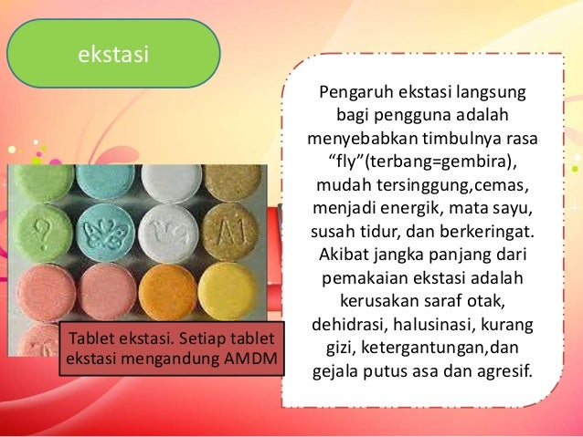 E. ZAT ADIKTIF Zat atau obat-obatan bukan narkotika atau psikotropika yang jika dikonsumsi akan bekerja pada sistem saraf ...