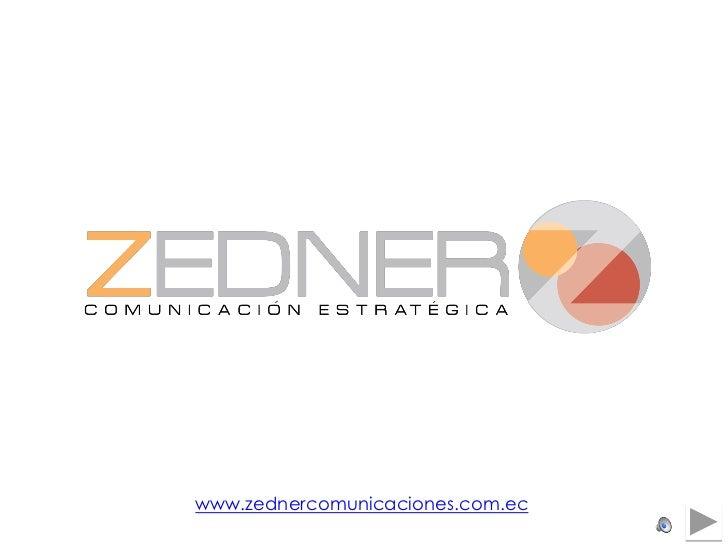 www.zednercomunicaciones.com.ec