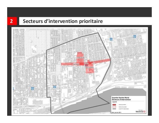2      Secteursd'interventionprioritaire    │ Mai2011         │ PPUduquartierSainte‐Marie| ArrondissementdeVille...