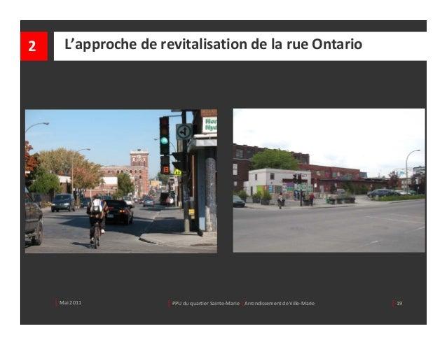 2      L'approchederevitalisationdelarueOntario    │ Mai2011         │ PPUduquartierSainte‐Marie| Arrondisseme...
