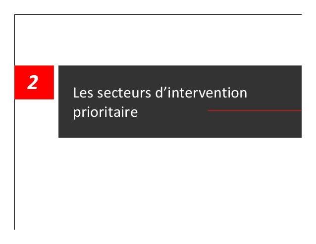 2                          Lessecteursd'intervention                           prioritaire    │ Mai2011      jeudi12...