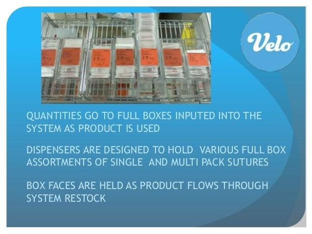 Velo Dispensers Slide 3