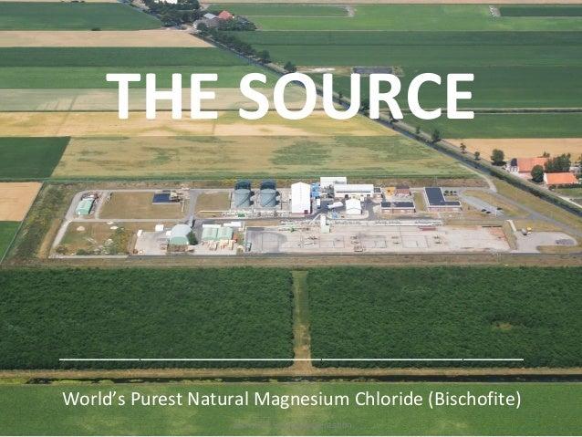 Zechstein Minerals Source Presentation 2017 Slide 2
